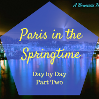 April 2011: Paris in the Springtime (Part 2)