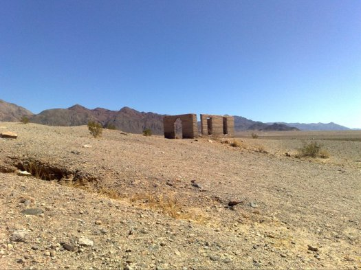 Ashford Mill Ruins, Death Valley