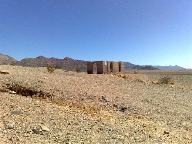 Ashford Mill Ruins, Death Valley