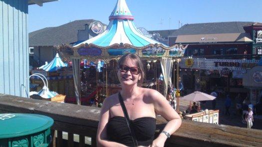 Em at Pier 39