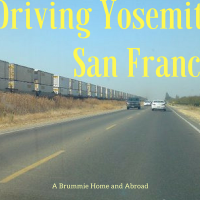 From National Park to City and Coast - Driving Yosemite to San Francisco
