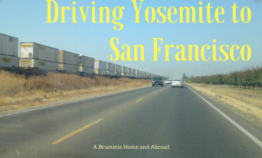 From Yosemite to San Francisco - a USA Road Trip