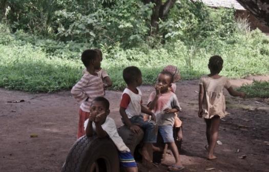 funzi village, kenya