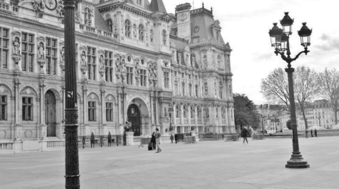 Hotel de Villes, Paris, France