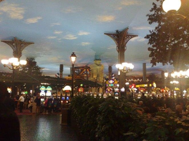 Inside Paris, Las Vegas