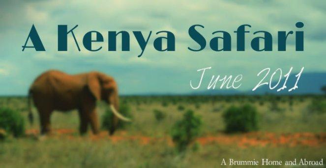kenya-safari