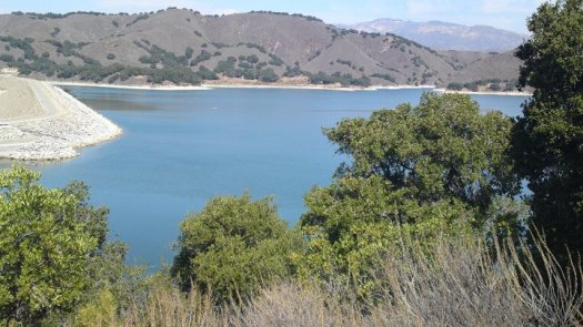 Lake Cachuma, Santa Ynez Valley, California