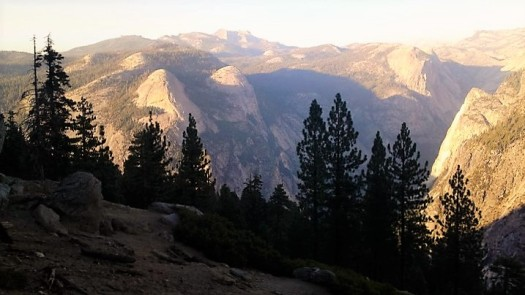 Washburn Point, Yosemite