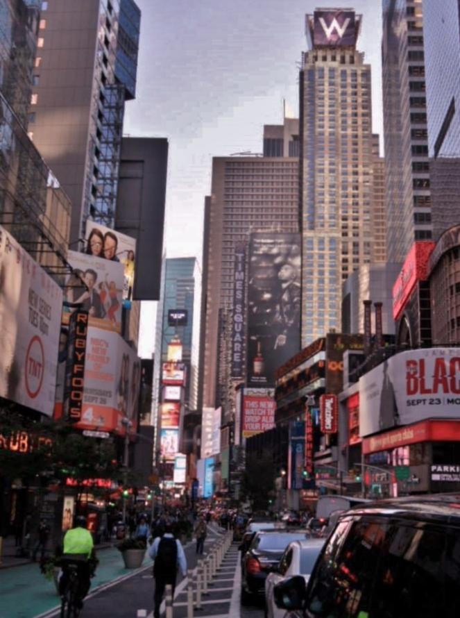 Crazy Times Square