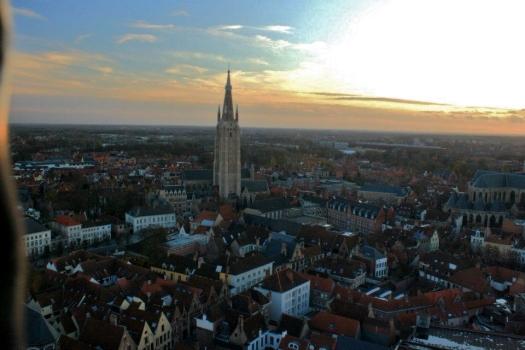 Belfort, Bruges, Belgium