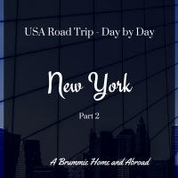 USA Sept 2013: New York New York, It's a Wonderful Town… (Part 2)