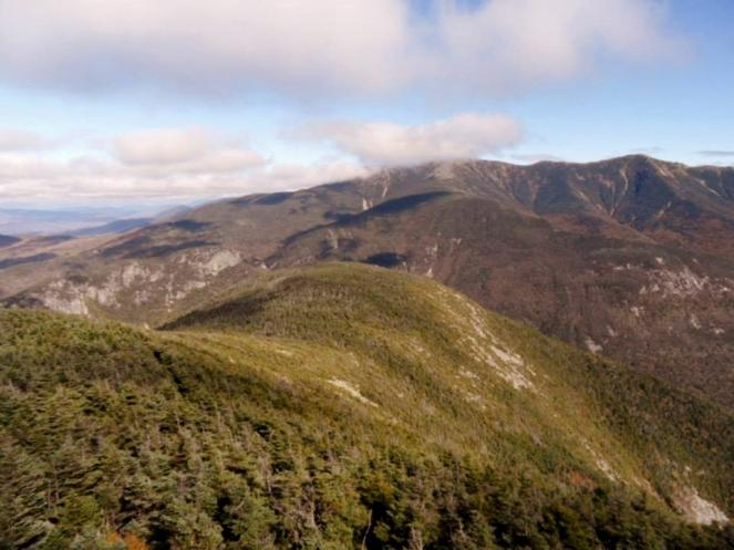 Summit of Cannon Mountain