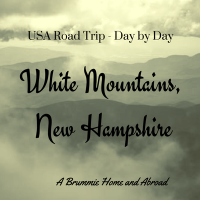 USA Road Trippin': Live Free or Die... Discovering New Hampshire!
