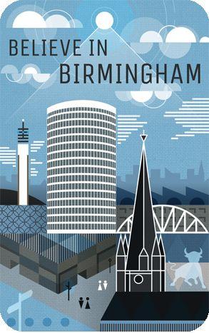 Independent Birmingham Membership Card
