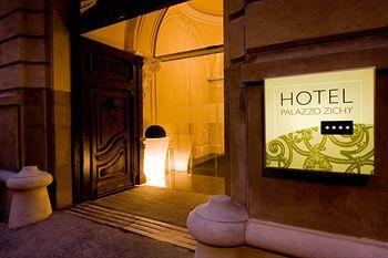 Palazzo Zichy Budapest hotel