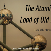 Brussels: Is the Atomium a Load of Old Balls?
