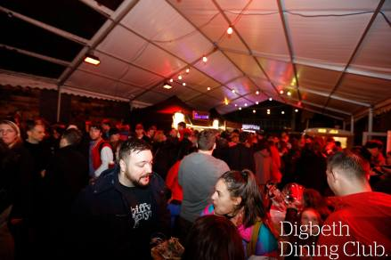 Photos taken from Digbeth Dining Club Facebook Page