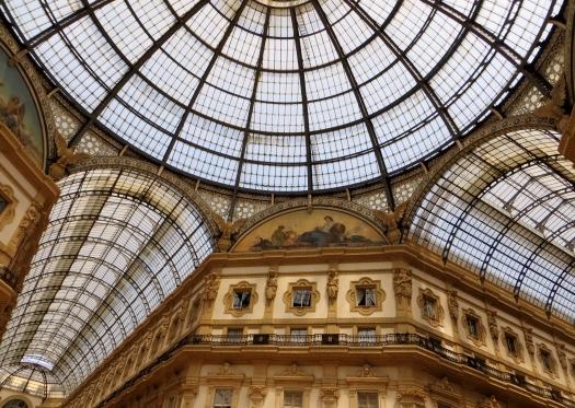 Gallerie Vittorio Emmanuele II, Milan