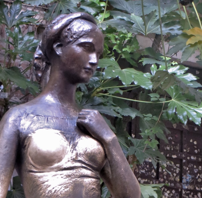Juliet statue, Casa Di Giulietta, Verona