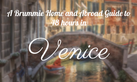 Planning a short break in Venice? Here's A Brummie Home and Abroad's quick guide to a weekend in this beautiful and enchanting city!