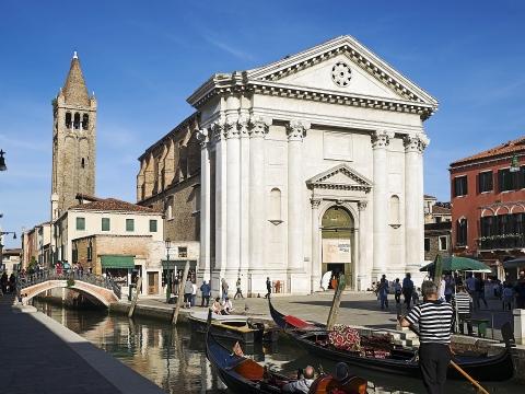 Chiesa di San Barnaba, Venice