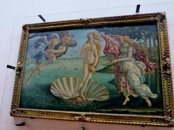 Uffizi Gallery, Florence