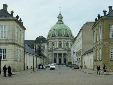 Another shot of Frederiks Kirke