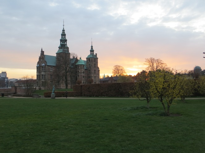 Rosenborg Slot, Copenhagen