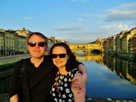 The Fletches in Florence
