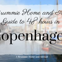 A Brummie Home and Abroad's Guide to 48 hours in Copenhagen