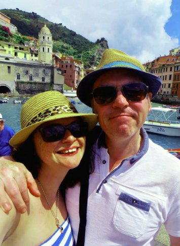 Stranded in Vernazza
