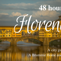 A Brummie Home and Abroad's Guide to 48(ish) hours in Florence