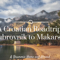 A Croatian Roadtrip: Dubrovnik to Makarska