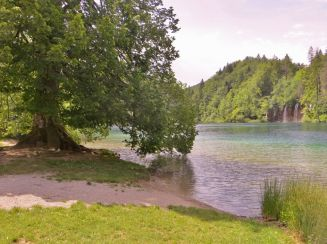 Hello Plitvice...give me waterfalls!