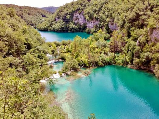 Plitvice from above2