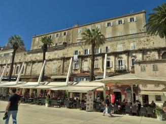 The Riva, Split, Croatia