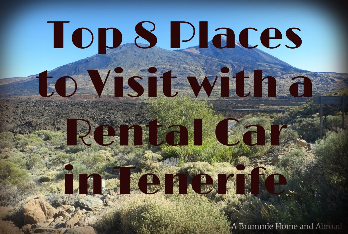 Top 8 Places to Visit with a Rental Car in Tenerife