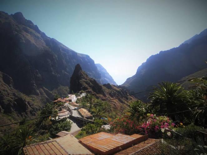 Masca Valley, Tenerife