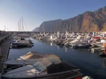 The Marina, Los Gigantes, Tenerife