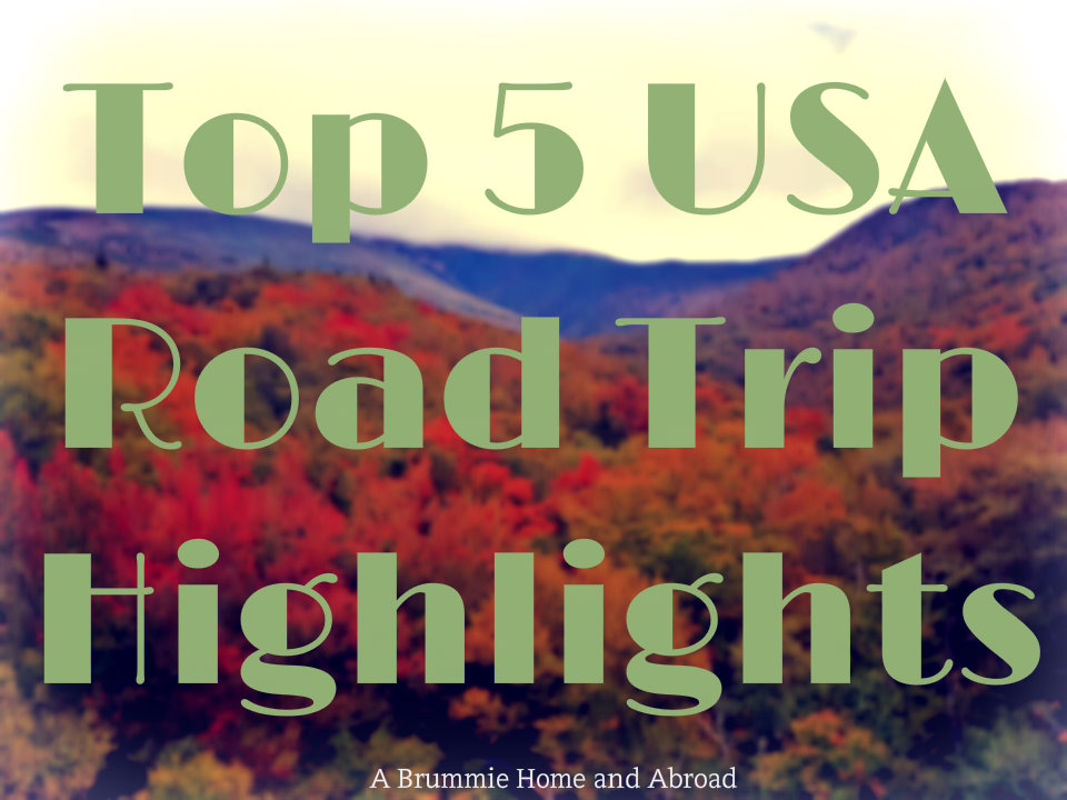 Top 5 USA Highlights New Hampshire