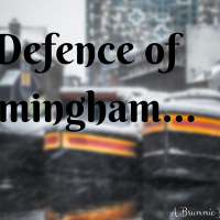 In defence of Birmingham...