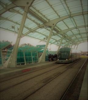 Metro, Aeroporto, Porto, Portugal