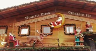 Frankfurt German Christmas Market, Birmingham