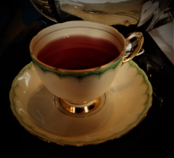 The Edgbaston, afternoon tea