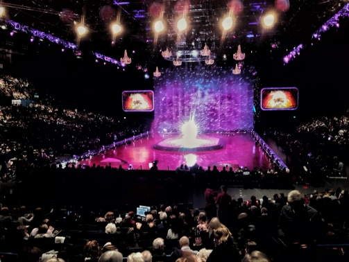 Strictly Come Dancing Live at Birmingham's Barclaycard Arena