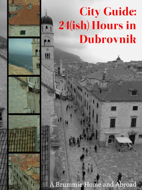 Spending 24 hours in Dubrovnik? This handy itinerary may help your travel plans!