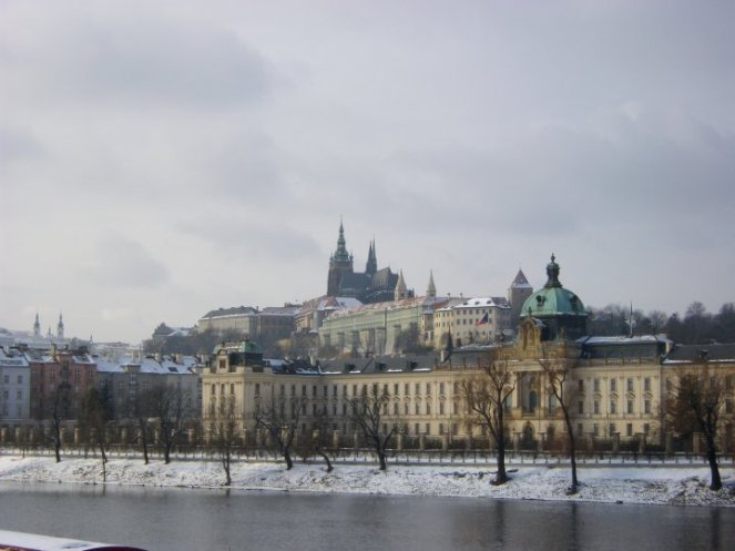 Prague - one of the 5 cities I've chosen that I would love to return to