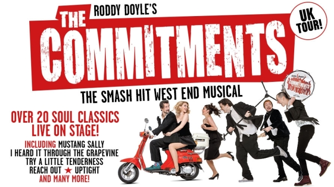 The Commitments on Tours comes to Birmingham's New Alex Theatre