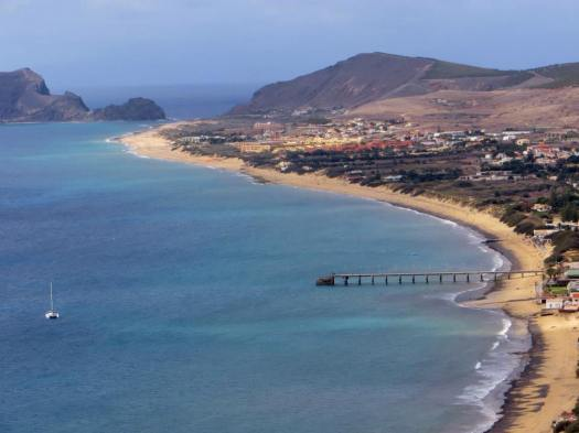 Porto Santo is a hidden gem just off the coast of Madeira