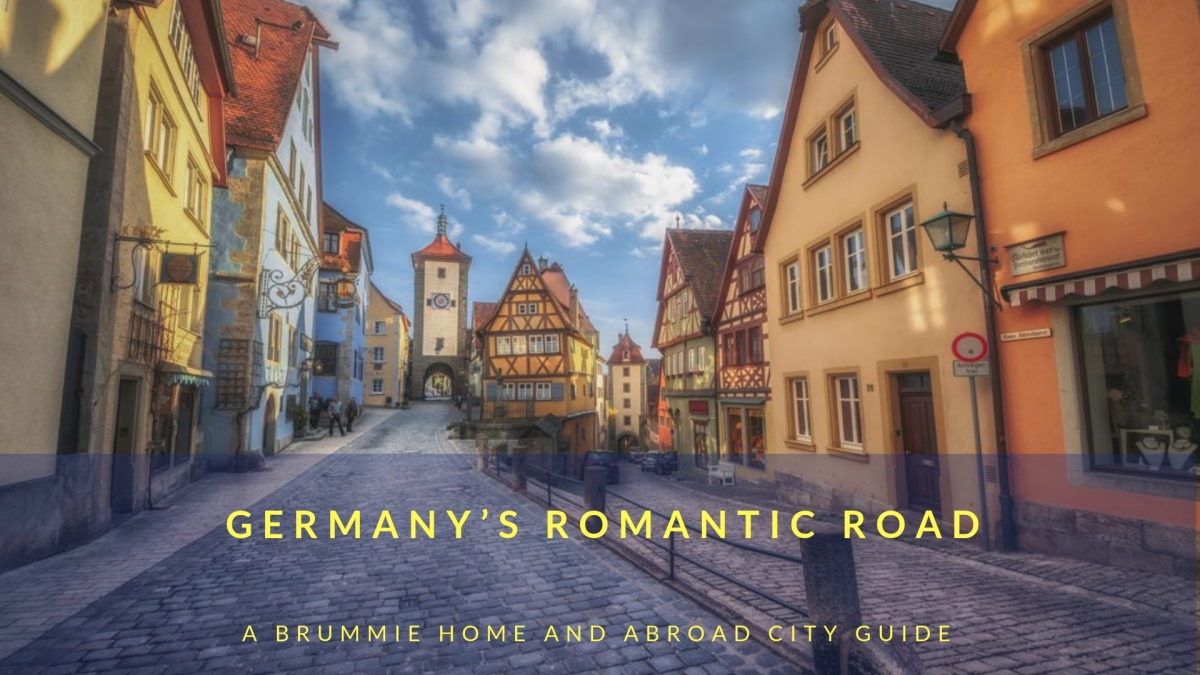 A Brummie Home and Abroad's guide to Germany's Romantic Road
